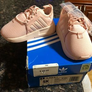 Adidas Ice Pink Sneakers